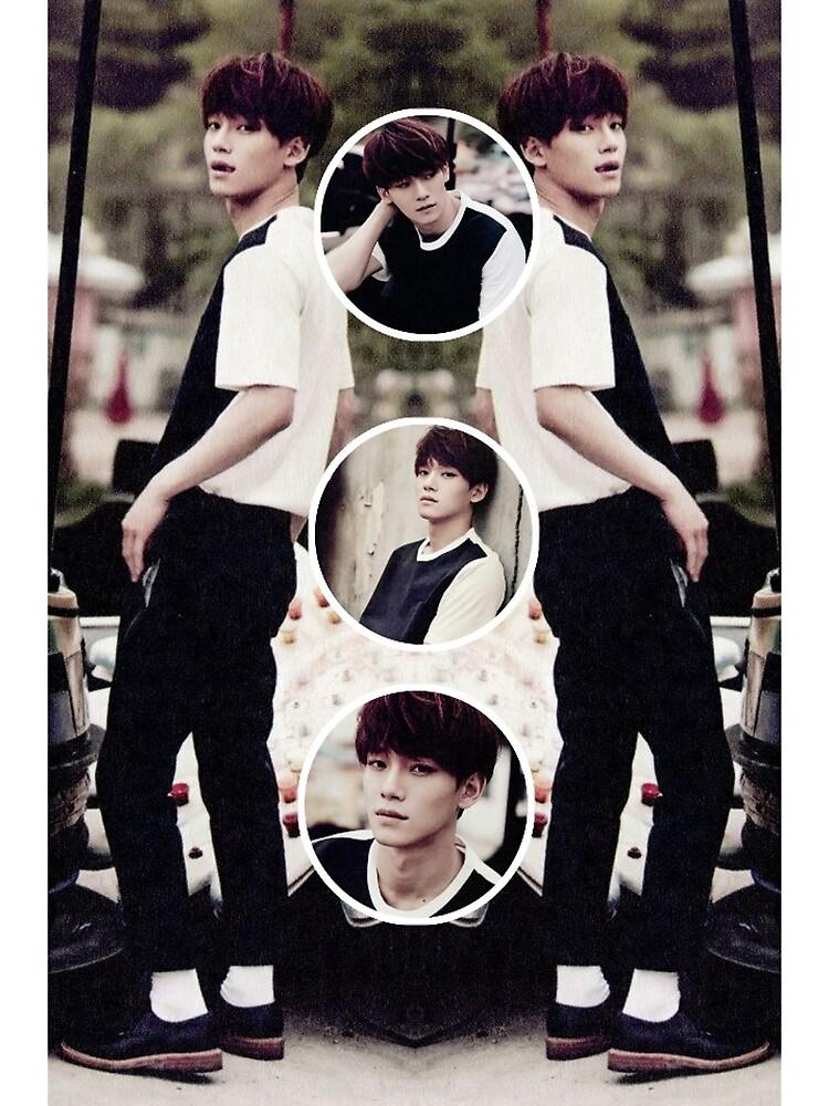 Chen Circles by satansaysyo
