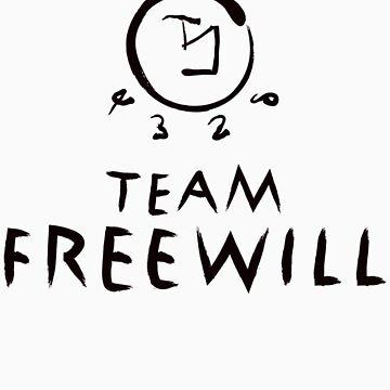 Team Freewill by lemon-skies