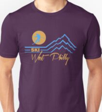 Ski West Philly Unisex T-Shirt