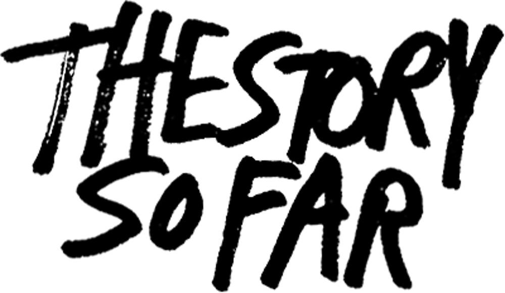 The Story So Far Logo by katiej188