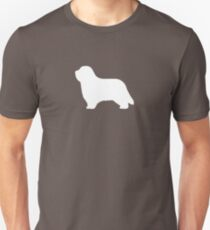Bearded Collie Silhouette(s) T-Shirt