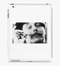 Historical Hipsters - HG Wells iPad Case/Skin