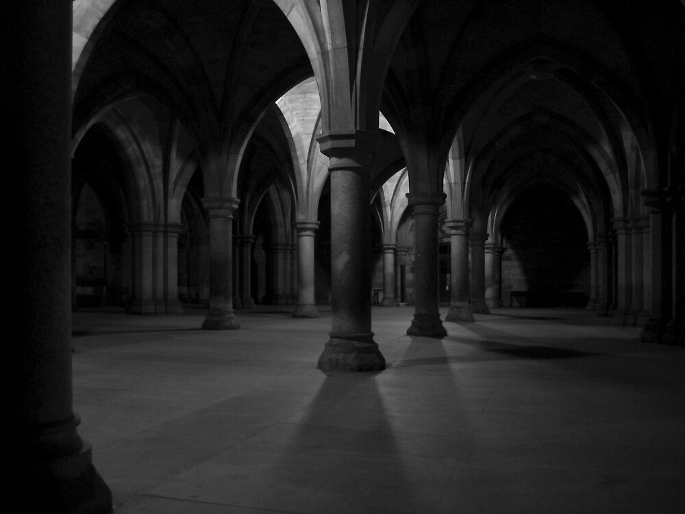 Cloisters by RSMphotography