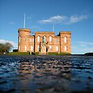 Inverness Castle by RSMphotography