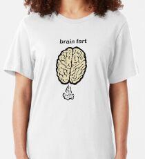 Brain Fart Slim Fit T-Shirt