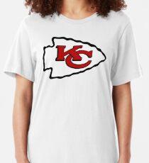 Chiefs-Kansas City Slim Fit T-Shirt