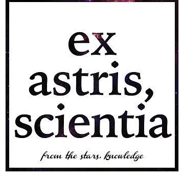 ex astris, scientia by ashto