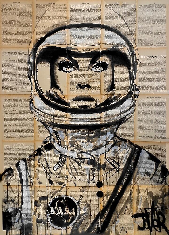 orbit by Loui  Jover