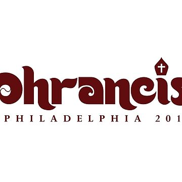 Pope Francis (Philadelphia inspired) by phillyphrancis