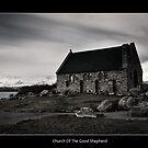 Church Of The Good Shepherd by JayDaley