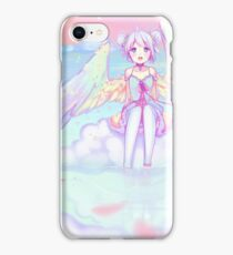 When heaven meets earth iPhone Case/Skin