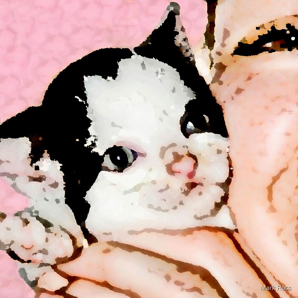Kitten Love by Mark Ross