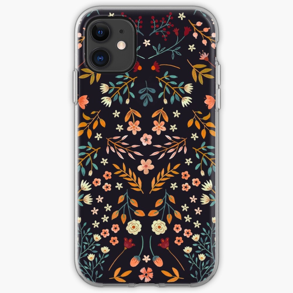 Watercolor Flowers iPhone Case & Cover