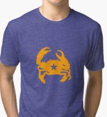 Communist Mudcrab Tri-blend T-Shirt