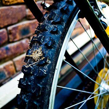 Bike Tyre by kordis