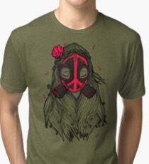 WAR & PEACE Tri-blend T-Shirt