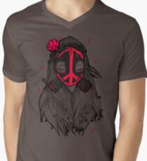WAR & PEACE Men's V-Neck T-Shirt