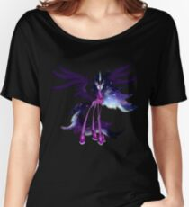 My Little Pony - MLP - Nightmare Twilight Sparkle Women's Relaxed Fit T-Shirt
