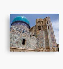 Bibi Khanum Mosque Canvas Print