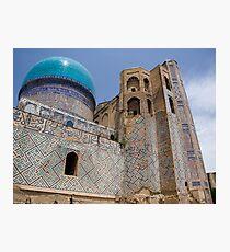 Bibi Khanum Mosque Photographic Print