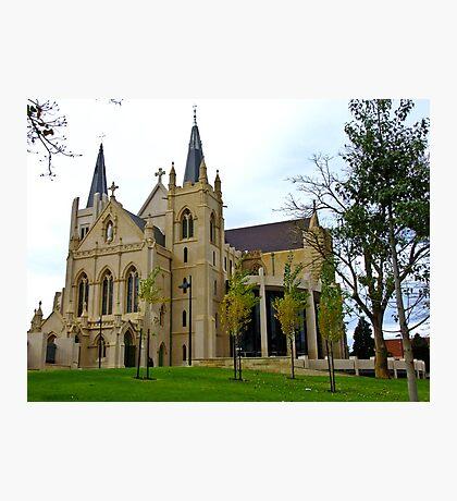 St Mary's church - Perth, Western Australia Photographic Print