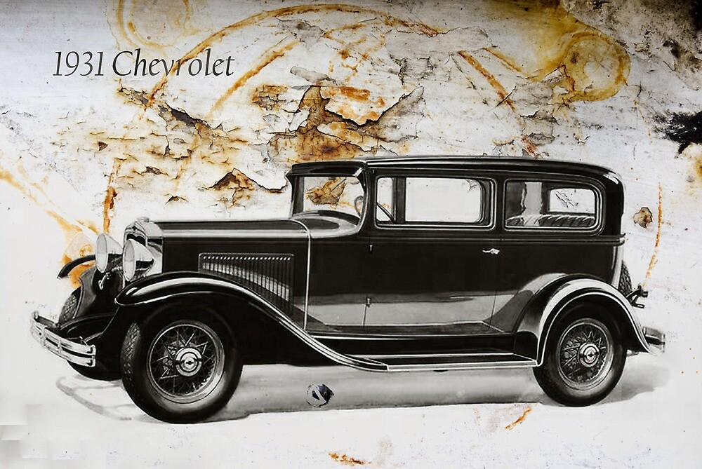 1931 Chevrolet by garts