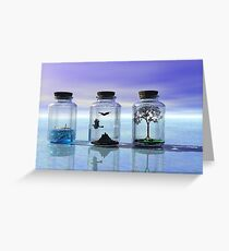 Preserved Greeting Card