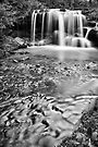 Sydney waterfalls - Hunts Creek #2 by vilaro Images