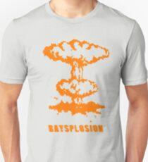 Baysplosion aka Bomb-Bay Unisex T-Shirt