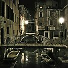 Night in Venice by gameover