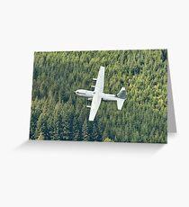 RAF Hercules  Greeting Card