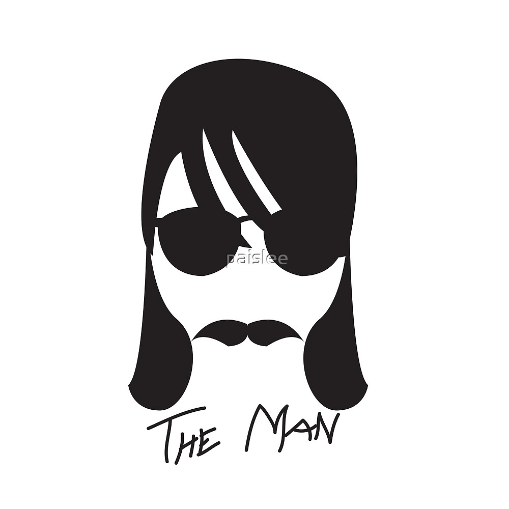 The Man-Stache Chops by paislee