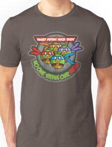 Angry Mutant Ninja Birds T-Shirt