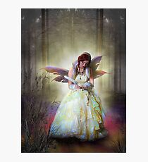 The Magic quill Photographic Print