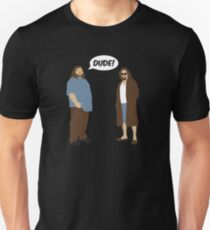 The Dudes (Lost / Big Lebowski Shirt)  Unisex T-Shirt