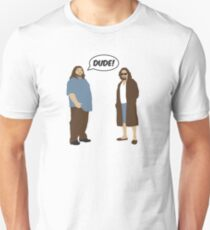 The Dudes (Lost / Big Lebowski Shirt)  Unisex T-Shirt