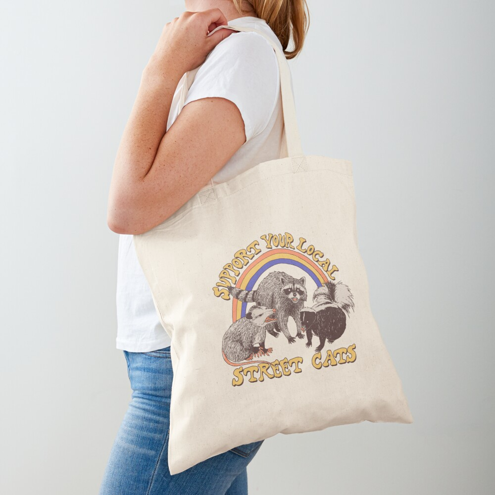 Street Cats Tote Bag