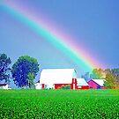 Rainbow Farm by WTBird