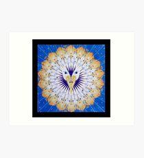 Bodhi Mandala Art Print