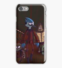 Guardians of the Regular Galaxy iPhone Case/Skin