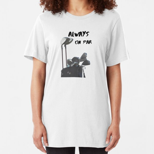 Always on Par Slim Fit T-Shirt