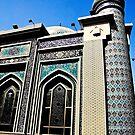 Bahrain Mosque by Drew Hillegass