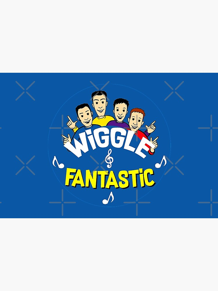 Cute Kids Wiggle Fantastic - Love Kids Songs - Cutest Kids Birthday - Wiggles Son Or Daughter by happygiftideas