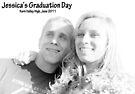 Eric and Jessica, KV Graduation Day, 2011 by Corri Gryting Gutzman