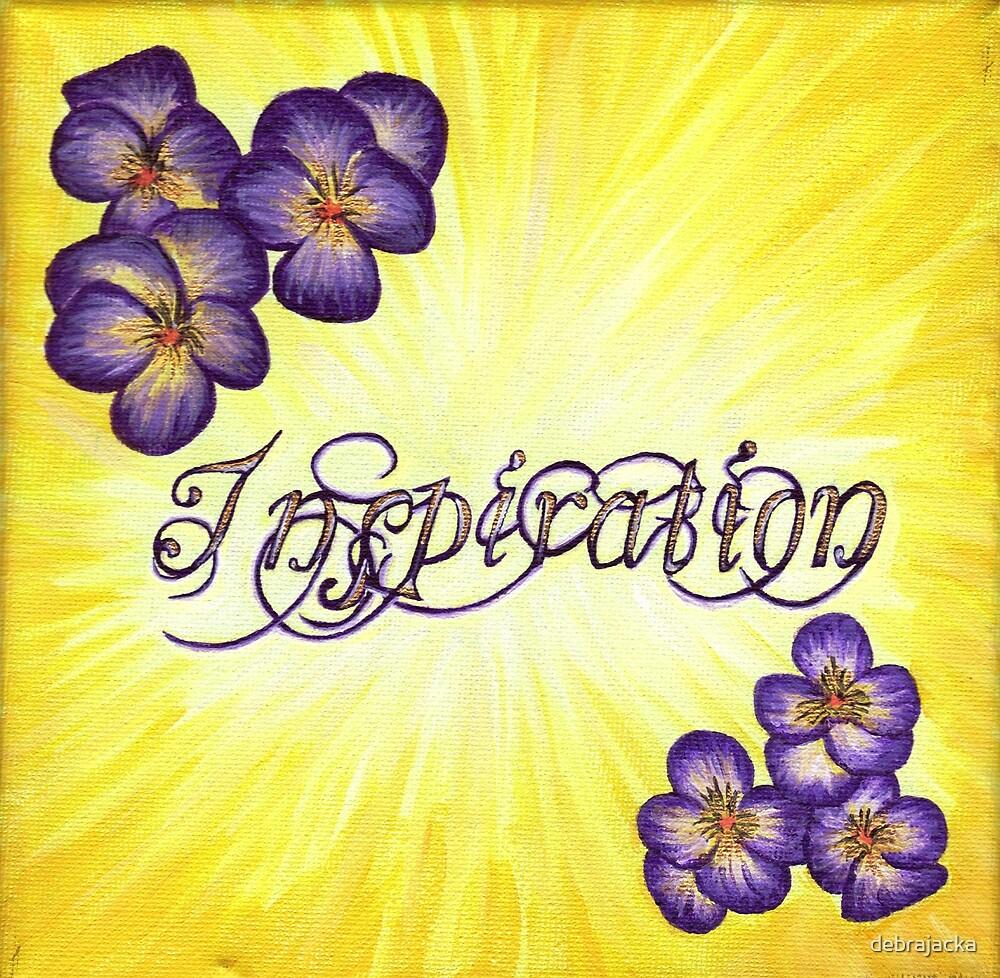 Inspiration by debrajacka