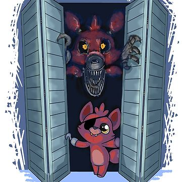 Something's in your closet  by Cat-Star