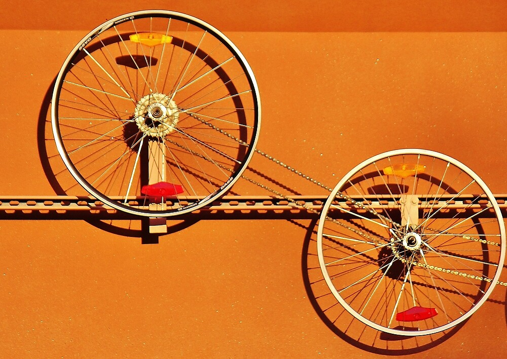 Wheels by Harlan Mayor