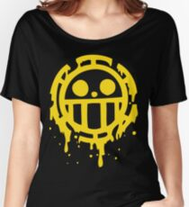 Heart pirates trafalgar law one piece Women's Relaxed Fit T-Shirt