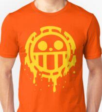 Heart pirates trafalgar law one piece T-Shirt
