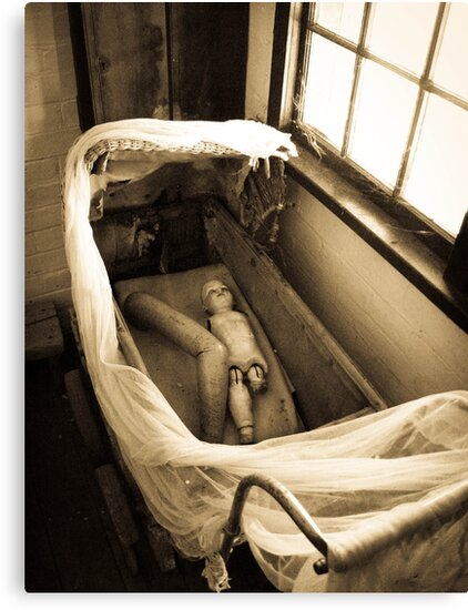 Macabre Dolly by Jason Dymock Photography